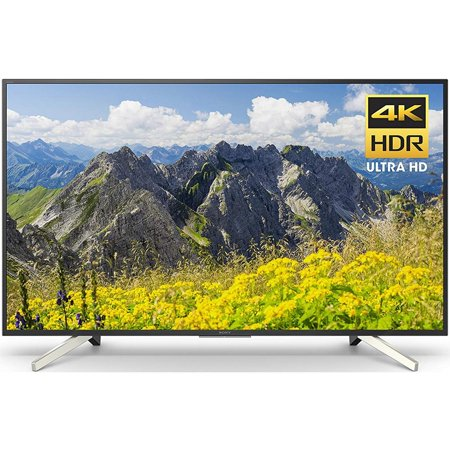 "Sony 65"" Class BRAVIA X750F Series 4K (2160P) Ultra HD HDR Android LED TV (KD65X750F)"
