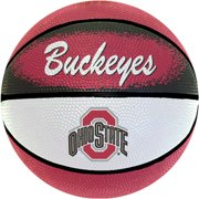 "Game Master NCAA 7"" Mini Basketball, Ohio State University Buckeyes by Gulf Coast Sales"