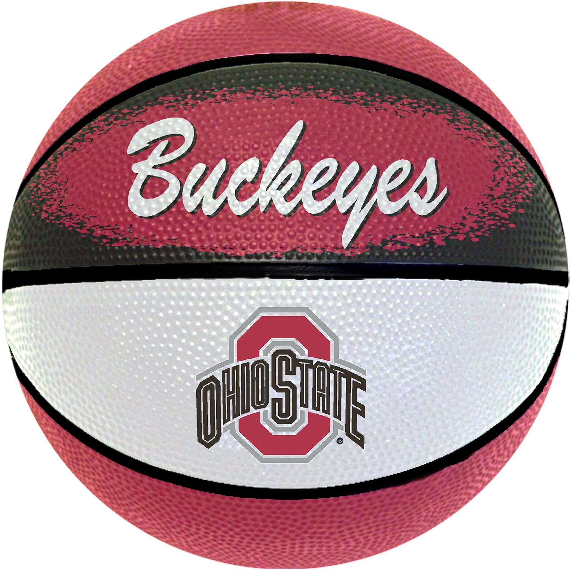 "Game Master NCAA 7"" Mini Basketball, Ohio State University Buckeyes"
