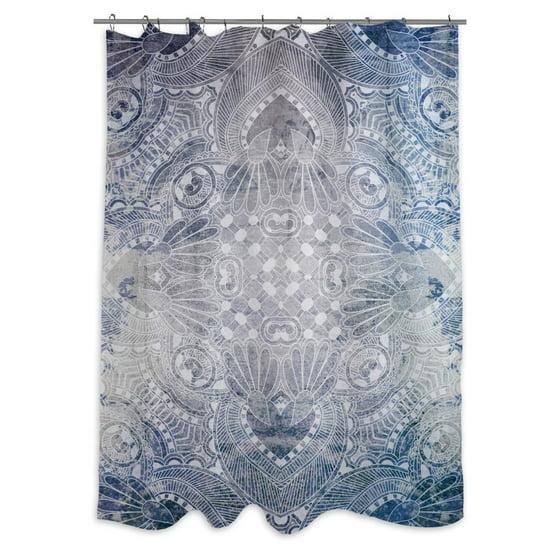 Oliver Gal Adamina Shower Curtain