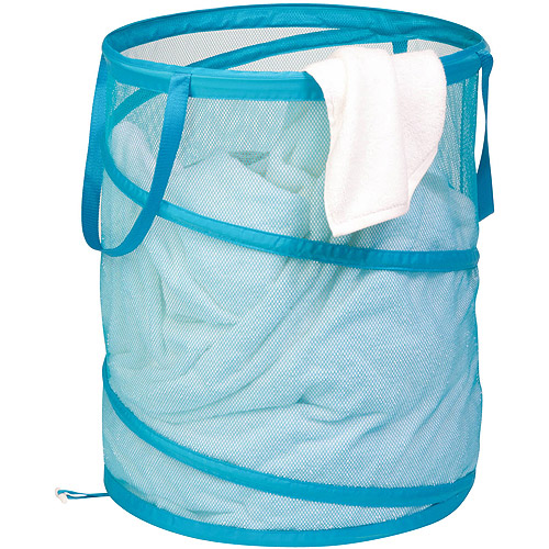 Honey-Can-Do Large Mesh Pop-Open Hamper