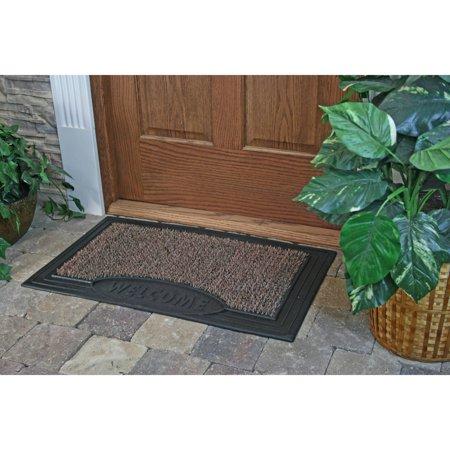 Key Door Mat - Mainstays Scraper Door Mat