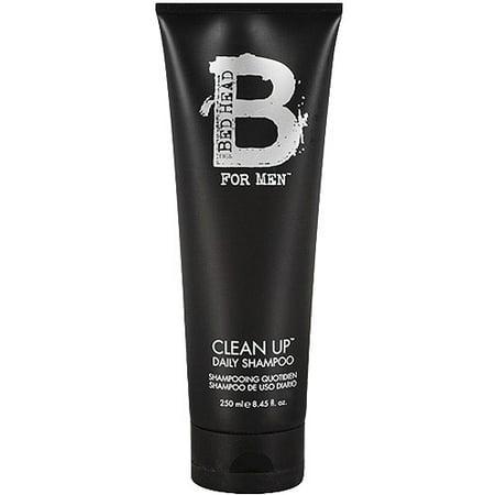 tigi bed head for men clean up daily shampoo oz. Black Bedroom Furniture Sets. Home Design Ideas