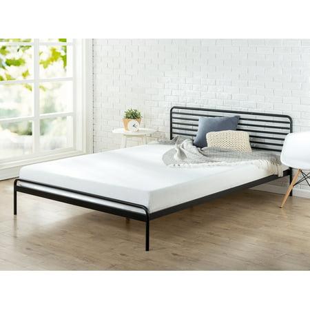 Zinus Tom Metal Platform Bed Frame Design Award Winner Queen