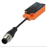 IFM KQ6005 Rectngulr Proximity Sensr,Capacitv,NO/NC