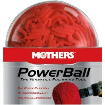 NEW Powerball Polisher  Foam Polishing Tool