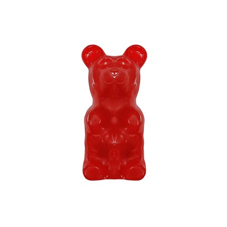 World's Largest Gummy Bear - Cherry Red: 5 LBS