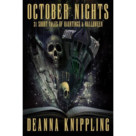 October Nights: 31 Tales of Haunting & Halloween - eBook](October Halloween Cute)