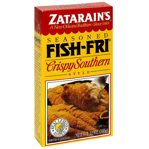 Zatarain's Crispy Southern Style Chicken Frying Mix, 12 oz (Pack of 12)