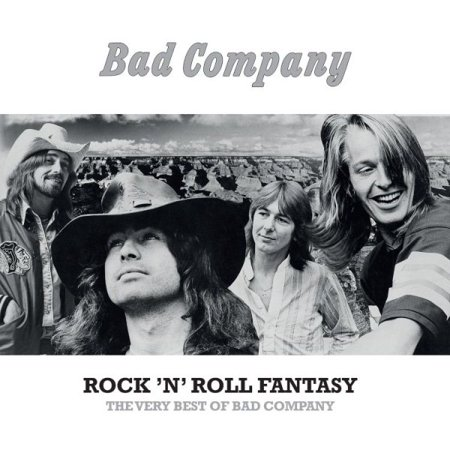 Rock N Roll Fantasy: The Very Best Of Bad Company - Best Rock Halloween Music