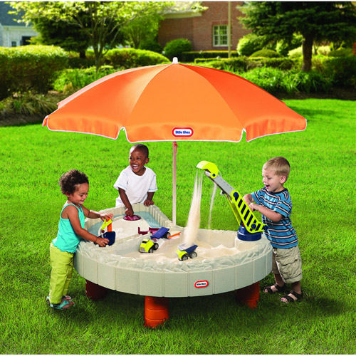 Little Tikes Builder's Bay Sand and Water Table