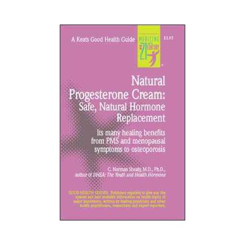 Is progesterone cream safe