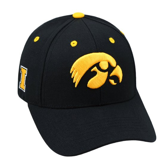 innovative design f82e3 56ec2 NCAA Adjustable Triple Threat Hat Cap - Walmart.com