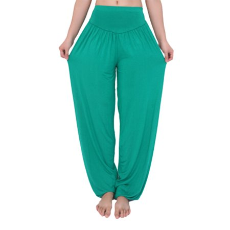 GOGO TEAM Womens Yoga Sports Fitness Dance Jogging Harem - Dance Team Pants