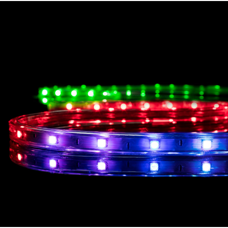 Meilo 16 4 Ft Led Flex Strip Color Changing Connectable Waterproof Indoor Outdoor Use Backyards Decoration Party Landscape Weddings