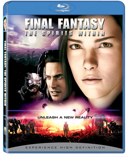 Final Fantasy: The Spirits Within (Blu-ray) by COLUMBIA TRISTAR HOME VIDEO