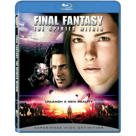 Final Fantasy: The Spirits Within (Blu-ray) (That Spirit Of Christmas By Ray Charles)