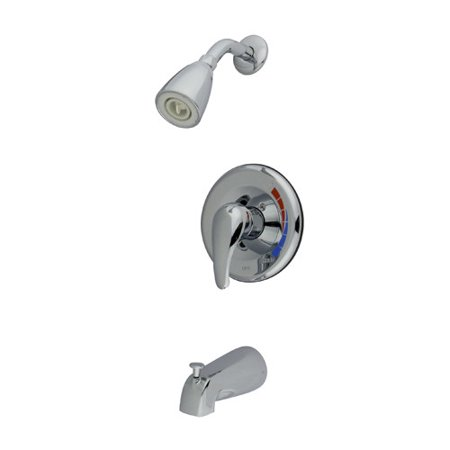 Kingston Brass Chatham Single Handle Tub and Shower Faucet (Tub Shower Faucet)
