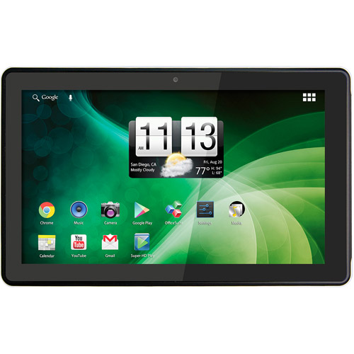 "TRIO Stealth G2 10.1"" Tablet Dual Core with 16GB Memory"