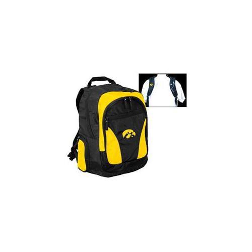 Logo Chair 155-62 22''H x 21''W x 4''D Collegiate Backpack - Iowa