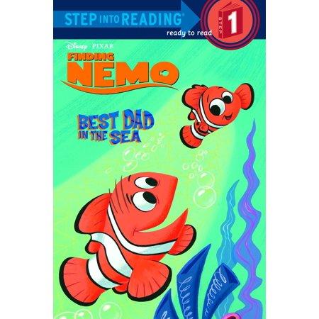 Disney Finding Nemo Wall - Best Dad In the Sea (Disney/Pixar Finding Nemo)
