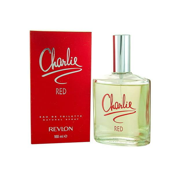 Charlie Red by Revlon 100ml EDT for Women - 1000 TK (100%
