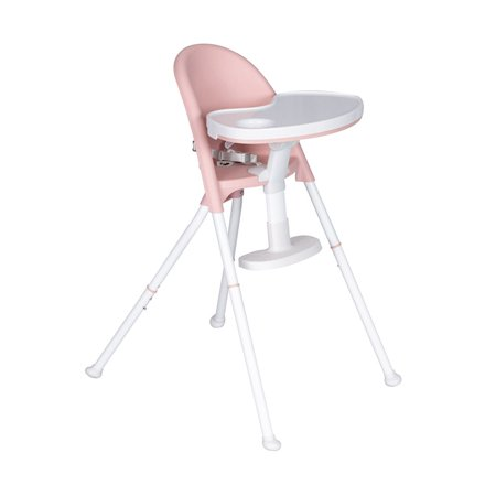 521260612f671 Baby High Chair Infant Toddler Feeding Seat Adjustable Portable Snack Stool  - Walmart.com