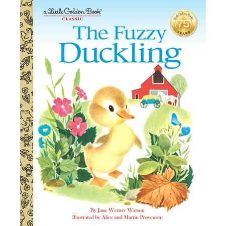 Fuzzy Alligator - The Fuzzy Duckling