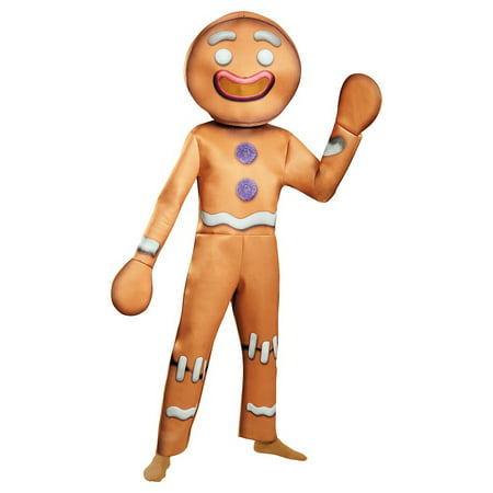 Gingy Deluxe Adult Costume - XX-Large