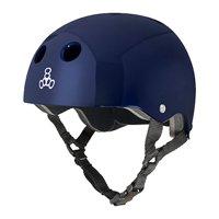 """Dual Certified Helmet Metallic Blue L/XL"""