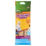 Wild Harvest Crispy Mini Honey Flavor Treat Sticks, 2.96 oz