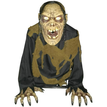 2' Tall Bilious Zombie Animated Fog Halloween Prop](Halloween Two Cast)