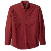 G.H. Bass & Co. Mens Summit Creek Long Sleeve (Vintage Khaki, XXX-Large)