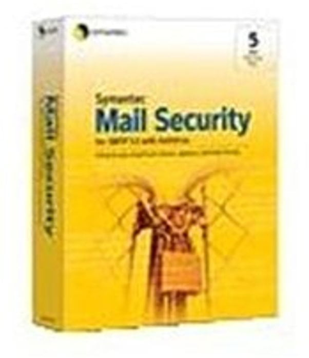 Symantec 10547830 Mail Security v.5.0 for PC with Premium (Refurbished) by Symantec