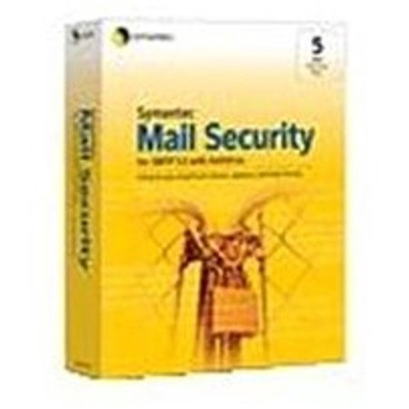 Symantec 10547830 Mail Security V 5 0 For Pc With Premium  Refurbished