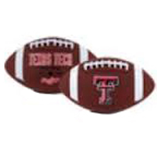 Rawlings Gametime Full-Size Football, Texas Tech Red Raiders
