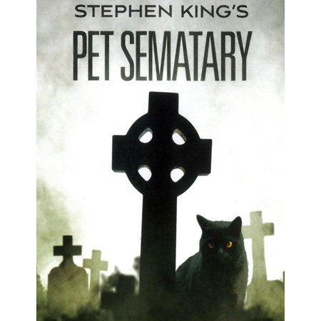 Stephen King's Pet Sematary (DVD) - Hollywood Cemetery Halloween Movie