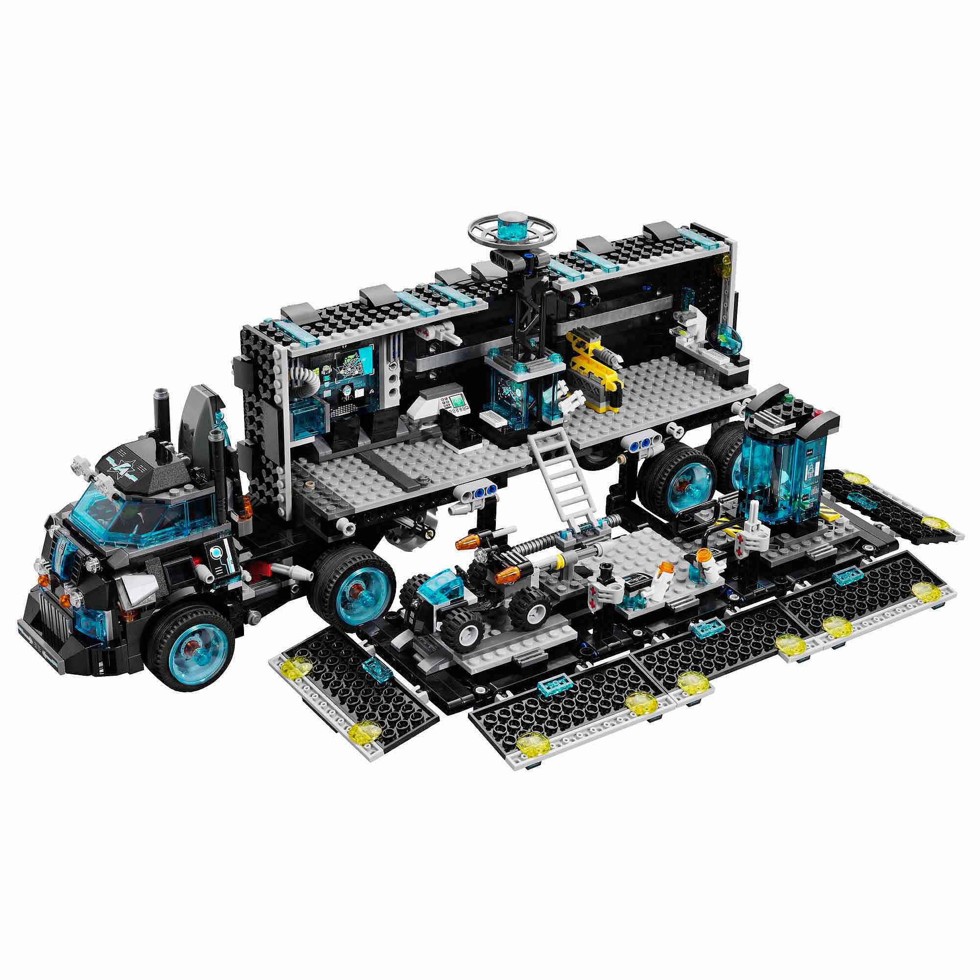 LEGO Agents Ultra Agents Mission HQ - Walmart.com | 450 x 450 jpeg 37kB