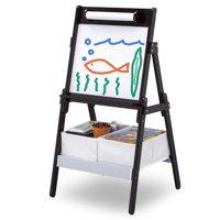 Delta Children Classic Kids Whiteboard/Dry Erase Easel
