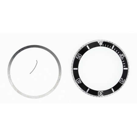 BEZEL & INSERT FOR ROLEX SUBMARINER SAPAHIRE 16808,16613,16818 WATCH