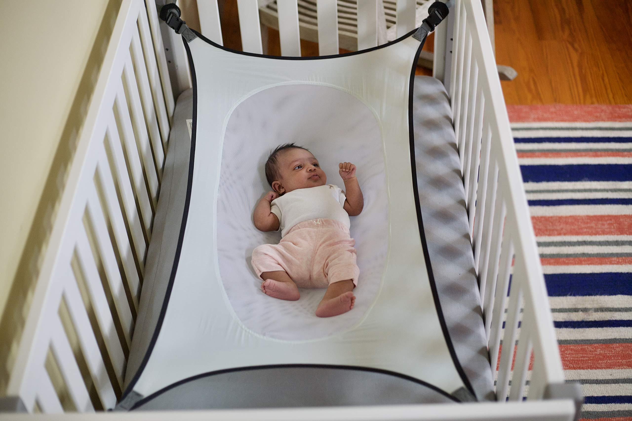 Crescent Womb Infant Safety Bed Breathable & Strong Material That Mimics The Womb While Reducing The... by Crescent Womb