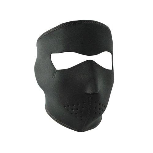 Zan Headgear Neoprene Face Masks - Oversized, Black