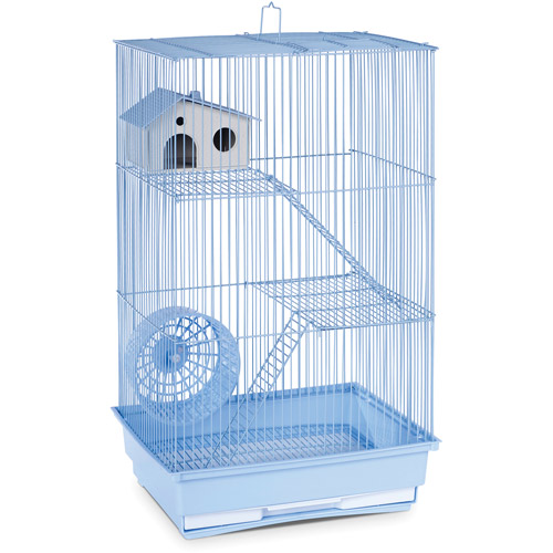 Prevue Pet Products 3-Story Hamster & Gerbil Cage