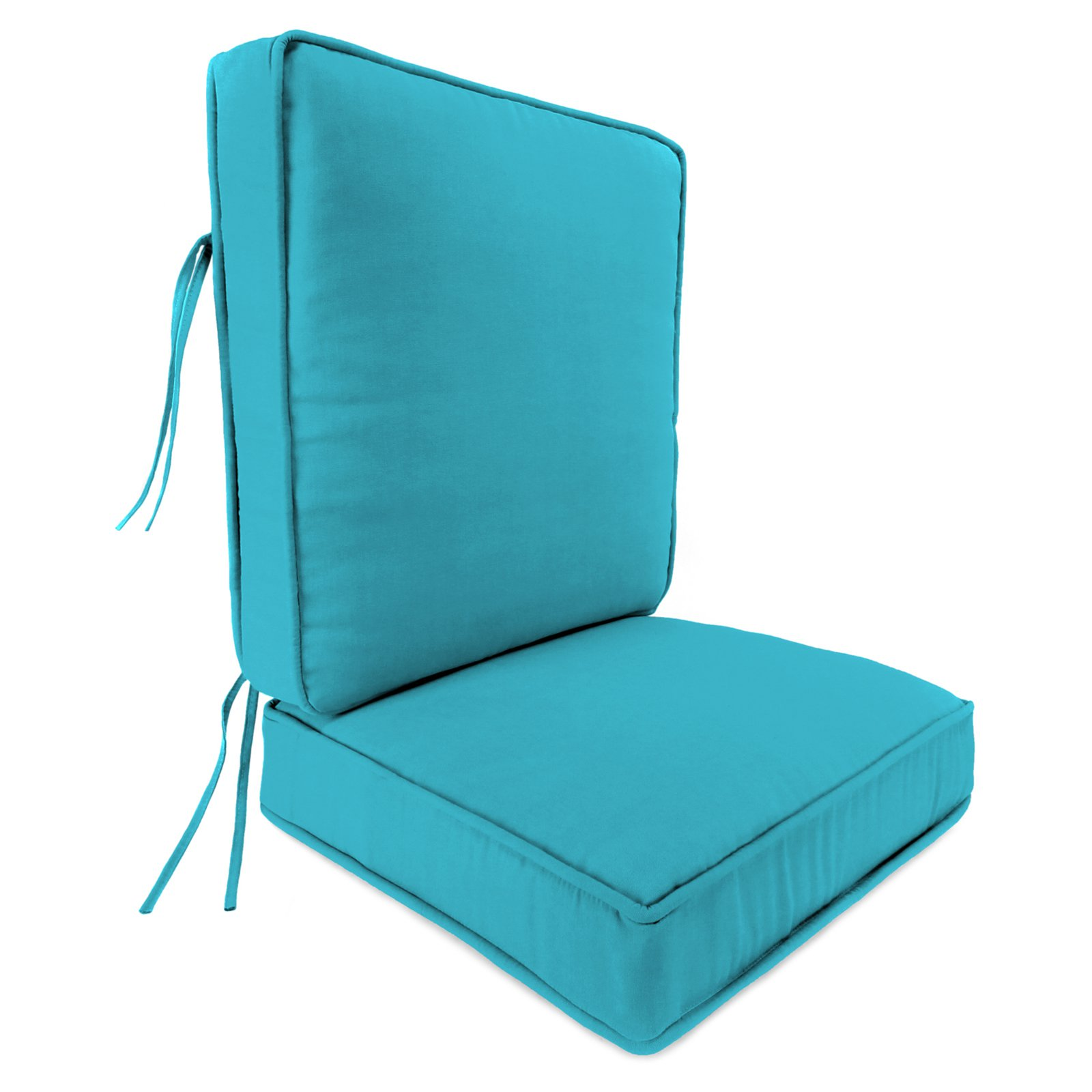 Jordan Manufacturing Outdoor Deep Seating Cushion, Multiple Colors    Walmart.com
