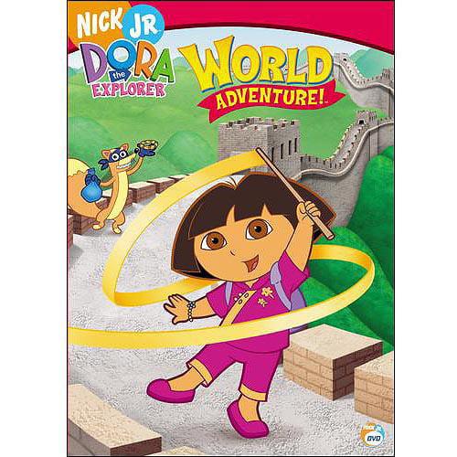 Dora The Explorer: World Adventure! (Full Frame)