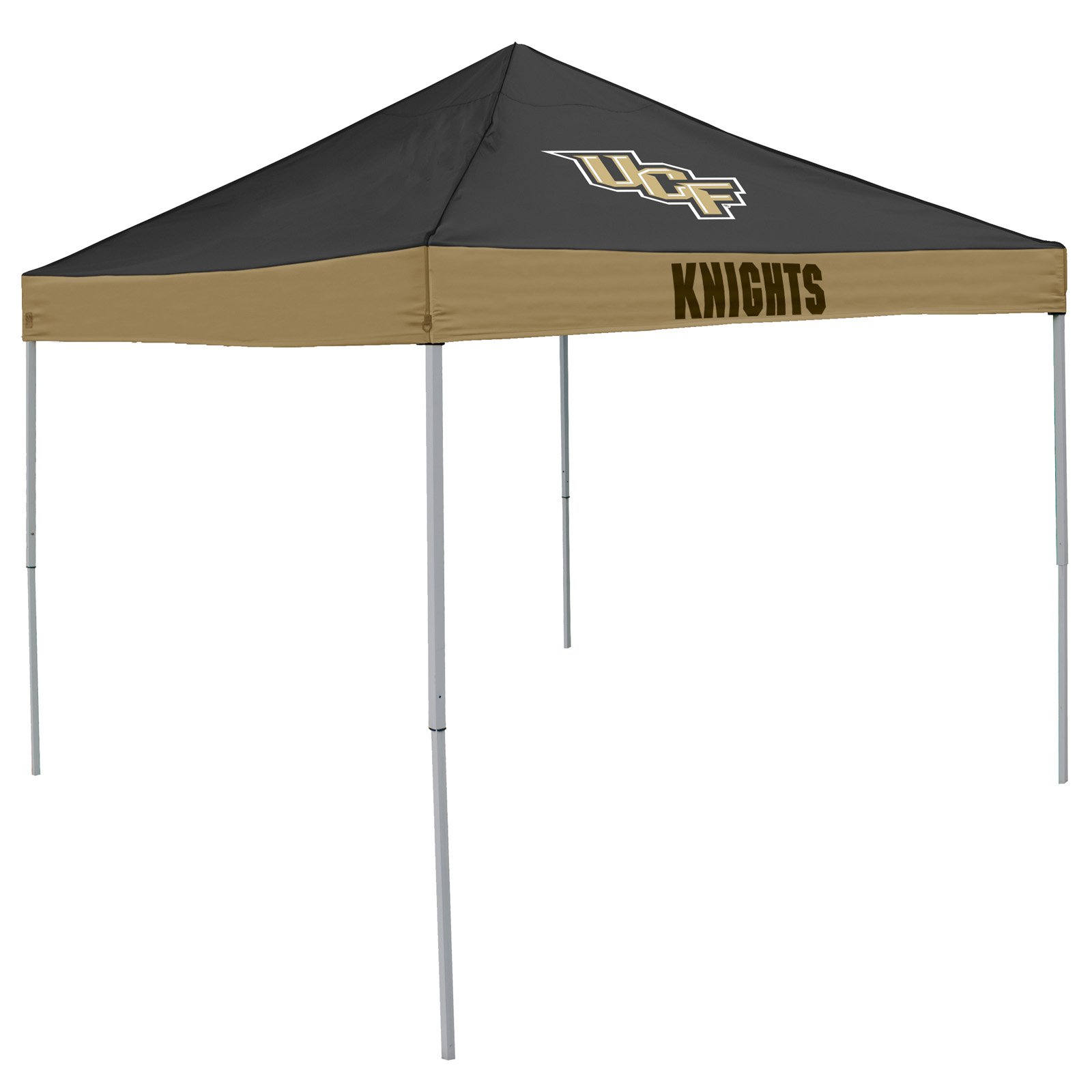 Team Logo Economy Pop-Up Canopy - Walmart.com  sc 1 st  Walmart.com & Logo Chair NCAA 9 x 9 ft. Team Logo Economy Pop-Up Canopy ...