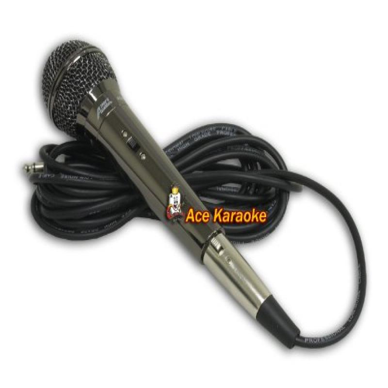 Audio2000'S Professional Cardioid Dynamic Microphone ADM1064, Headphones and Microphones by Audio2000S