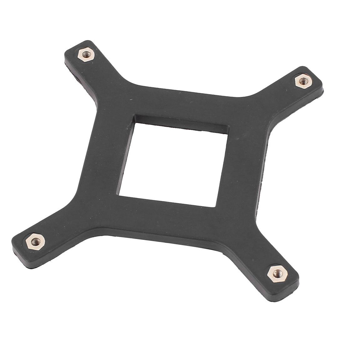 Intel CPU Socket LGA775 Fan Heatsink Motherboard Bracket Clamp Black