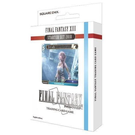 Sealed Starter Deck - Final Fantasy TCG Starter Deck XIII Opus 5
