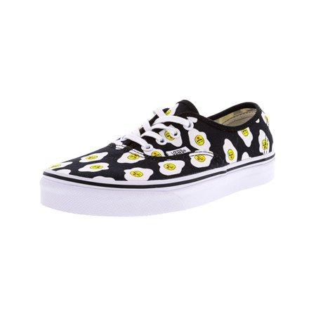 d401d3182162 Vans - Vans Authentic Kendra Dandy Sassy Side Ankle-High Canvas  Skateboarding Shoe - 7.5M   6M - Walmart.com